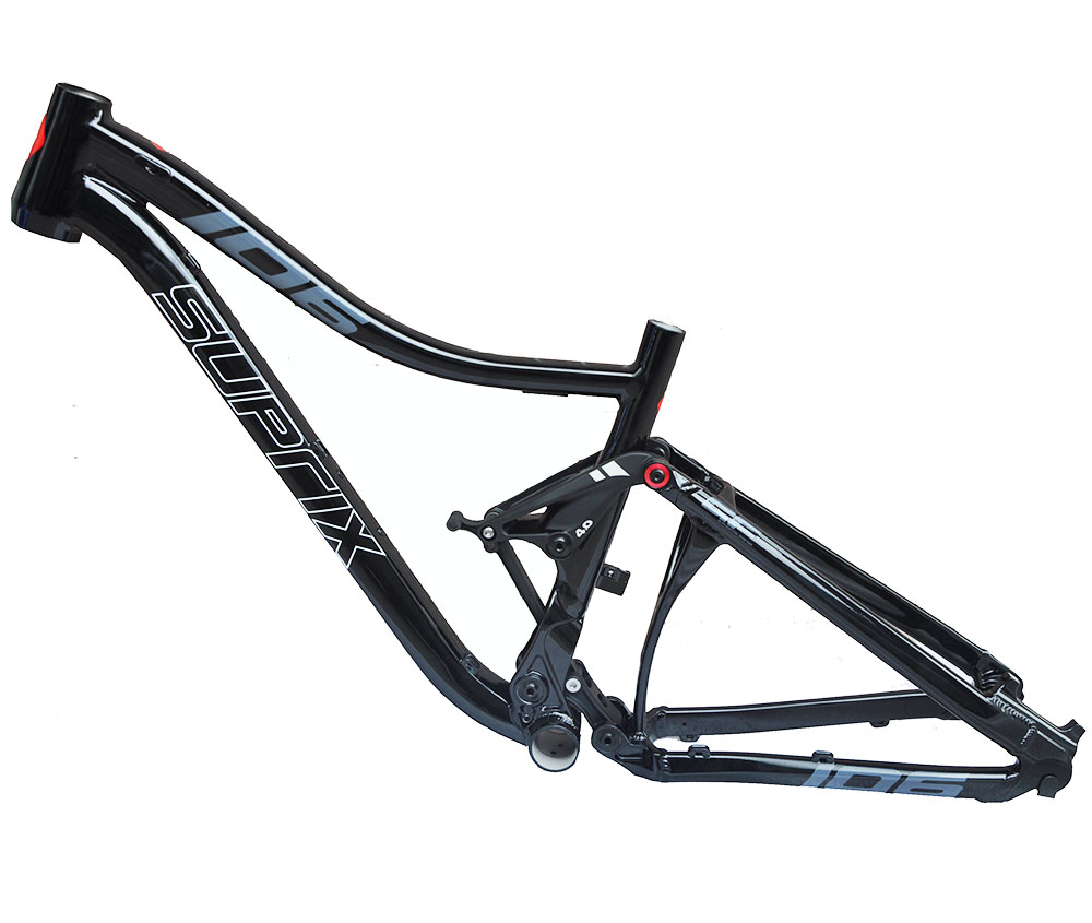Aluminium-Frame Bicycle-Part Mountain-Dh Downhill Alloy Full-Suspension 26/27.5er--17 title=