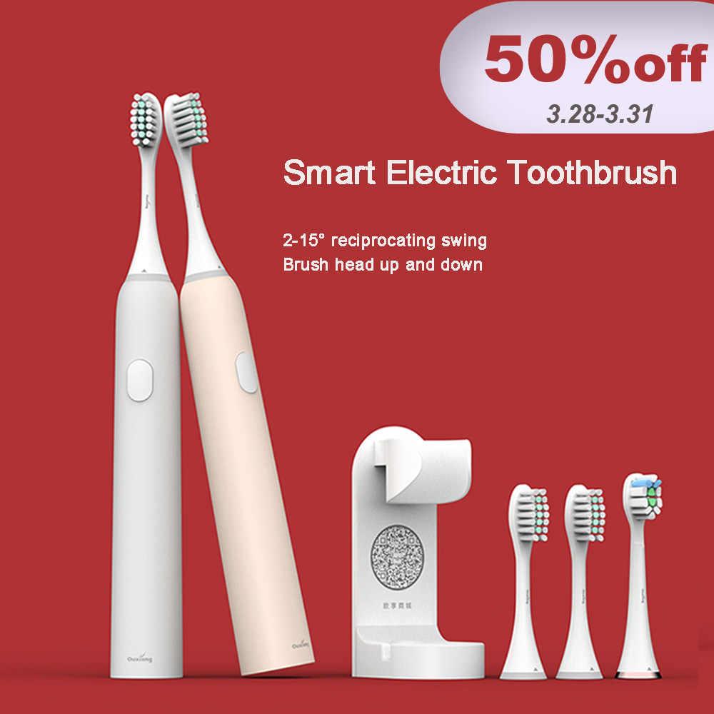 Электрическая зубная щетка philips hx9332 35