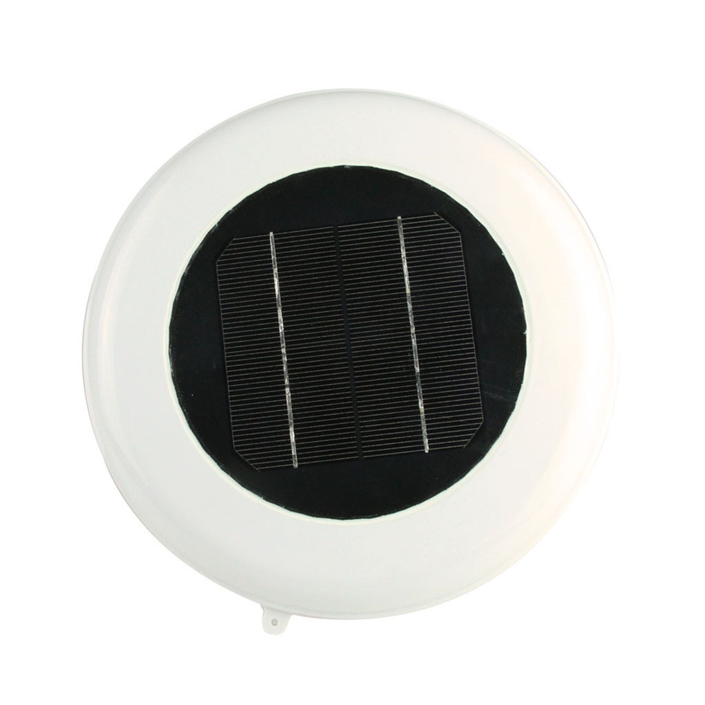 Appliance - Solar Pool-Ionizer Copper Silver Ion Swimming Pool Purifier Water Purifier Kills Algae Solar Pool Ionizer