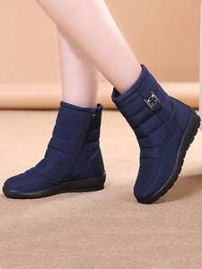 SWinter Boots Casual-...