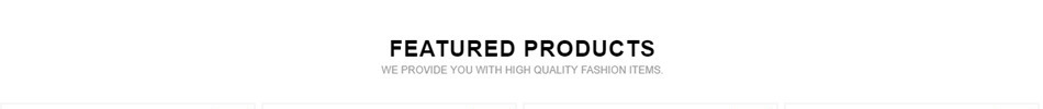 feaured products