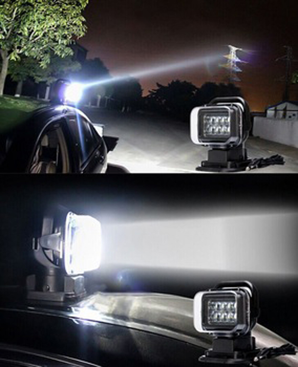 LED Searching light 7inch 50w (16)