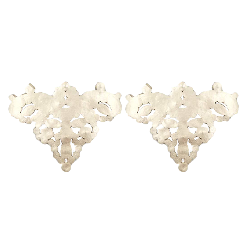 2x Crystal Shoe Clips Charm Buckle Removable Bag Dress Shoe Hat Decorations Elegant Rhinestone Pearl Shoes Clips  Decoration