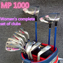 Putter Golf-Club-Set Golf Iron MP1000 Women's Fairway-Wood Graphite-Club of