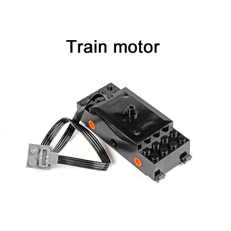 Train-motor