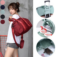 Organizer Sport-Bag Yoga-Fitness-Bag Large-Capacity Wet -A20 Separation