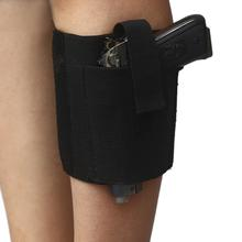 Concealed Carry Holster Pistol-Gun Airsofts-Pouch Ankle-Leg Universal for Skirmish Adjustable