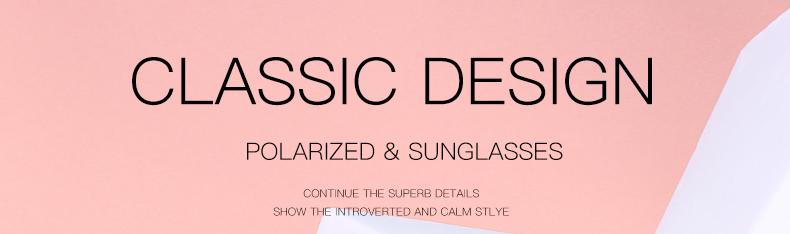 Sunglasses Women Vintage Round Sun Glasses Polarized Lens UV400 Anti Reflective Summer Polarized Women Snnglasses (1)