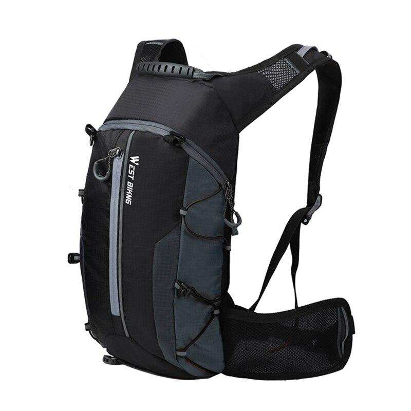 Водонепроницаемая велосипедная сумка для езды на велосипеде, дышащая сумка для воды для езды на велосипеде, альпинизма, гидратации