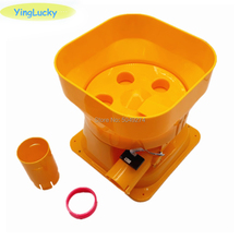 Bucket-Toy Motor Capsule-Ball-Machine Coin-Hopper Plastic 45mm for Children's 5-Hole