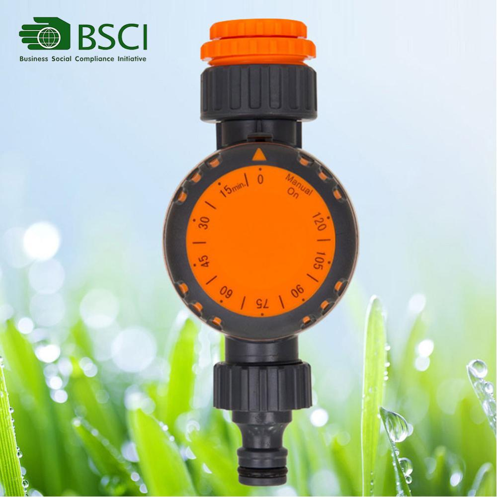 Watering-Timer Irrigation-Controller 120-Minutes Mechanical Single-Head title=