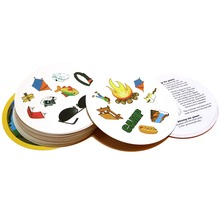 Board-Game Fun Outdoor Kids Family Spot for Party 70mm Love-It-Gifts Double-English-Version