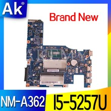 Akemy New Mianboard For Lenovo G50-80 G50-70 G50-70M Z50-70 NM-A362 Laotop Motherboard NM-A272 w/ I5-5257U CPU(Китай)
