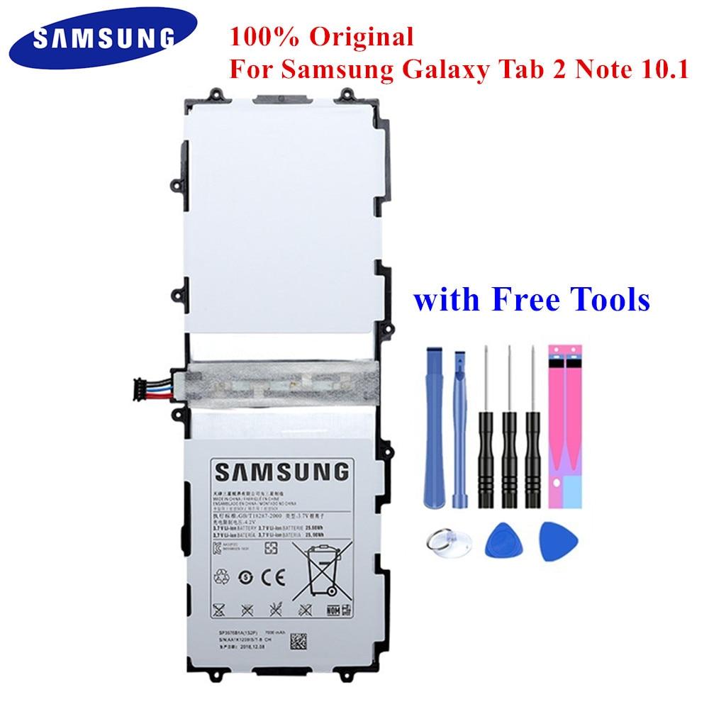 New Battery SP3676B1A For Samsung Galaxy Note 10.1 N8000 N8010 N8013 N8020 Tab
