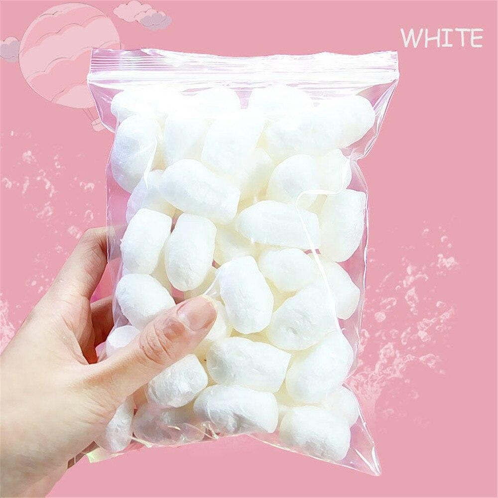 Squeeze soft Colorful Styrofoam Foam Balls Decompression Stress Soft Squeeze Fun Toys Funny Gadgets Anti Stress #A