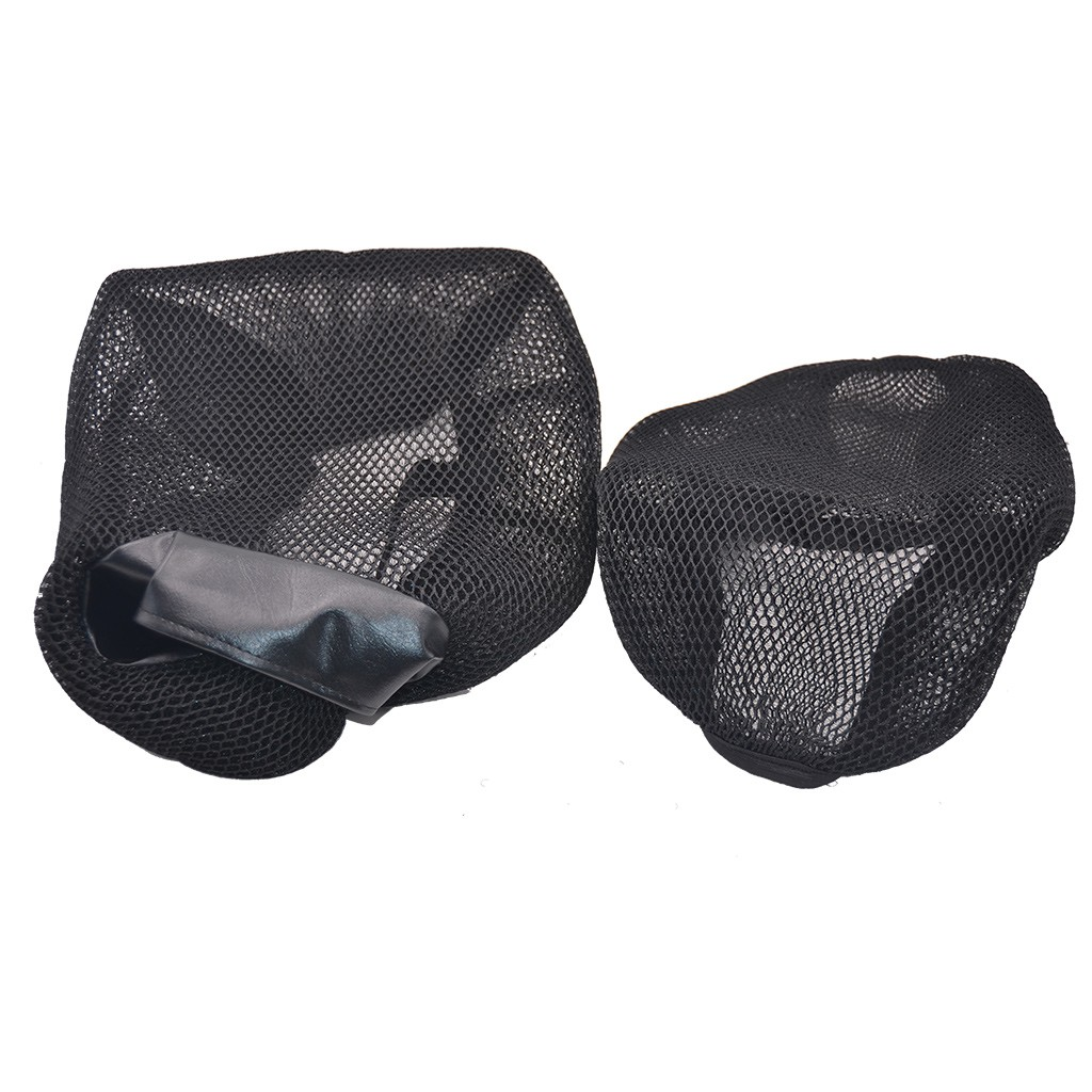 Cover Motorcycle-Seat-Cover Mesh Scooter Waterproof 3D -Bl30 Cushion Sun-Pad Prevent title=