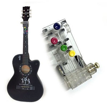 Classical Guitar Chord Buddy Guitar-Learning-System Aids-Tools Teaching-Aid Lesson Play