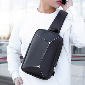 Men Chest Bag Should...