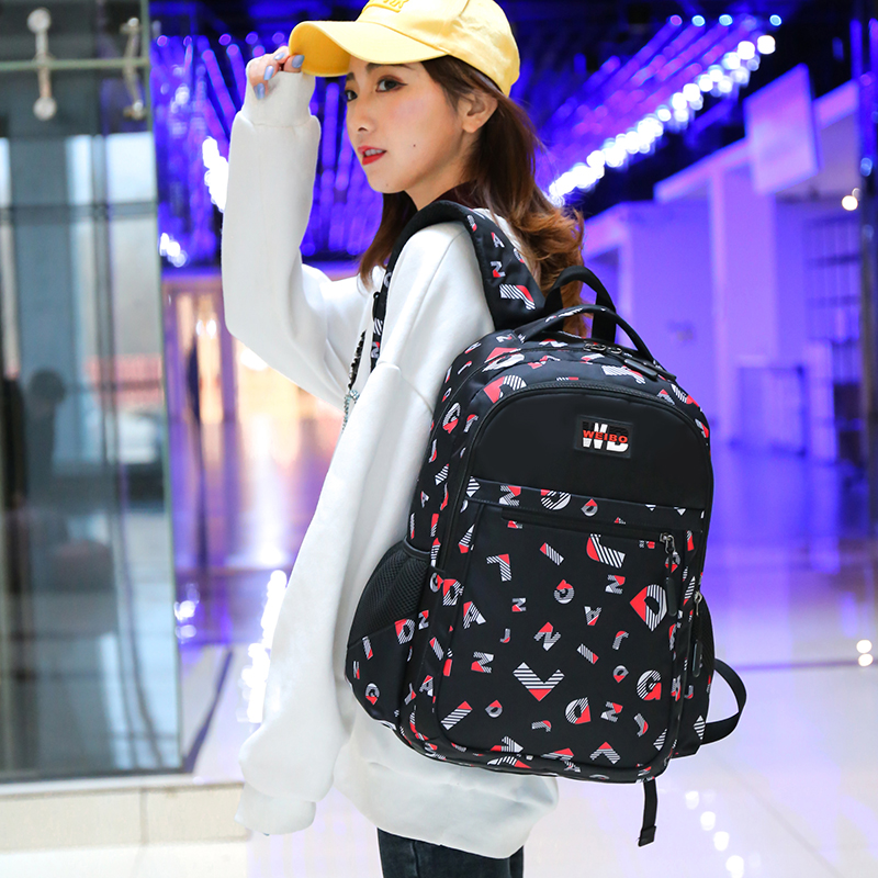 Hot New Children School Bags For Teenagers Boys Girls Big Capacity School Backpack Waterproof Kids Book Bag Mochila