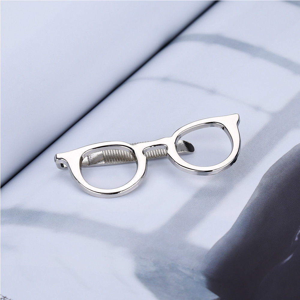 Fashion Style Tie Clip For Men Metal Silver Gold Tone Simple Bar Clasp Practical Necktie Eyes Anchor Sword Knife 920