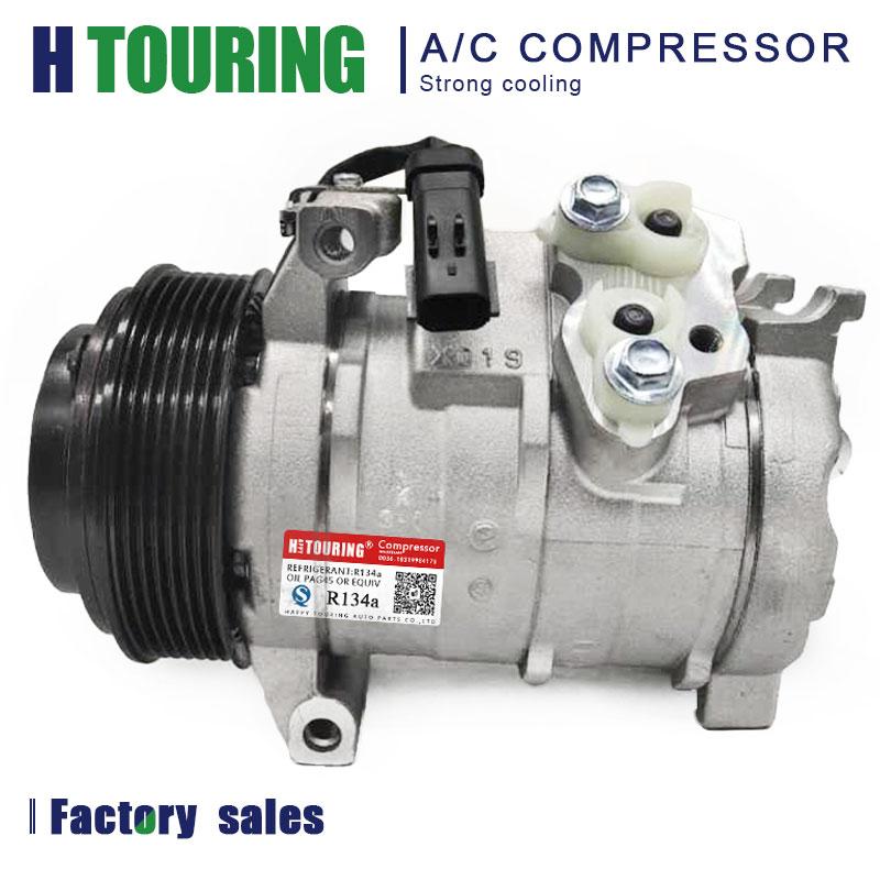 New A//C AC Compressor Kit 5.7L 2006-2008 Commander