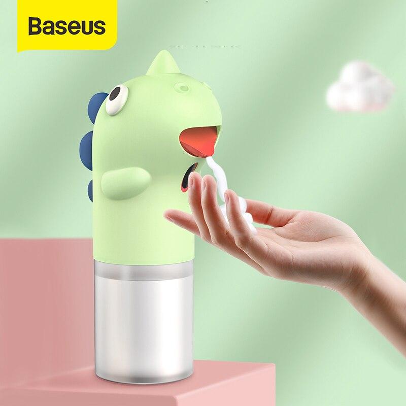 Автоматический диспенсер для мыла Baseus, диспенсер для жидкого мыла для ванной и кухни