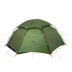 Палатка Naturehike cloud пиковая, Ультралегкая, два человека, для кемпинга, пешего туризма, улицы, NH17K240-Y