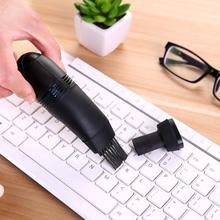Mini Portable Keyboard Cleaner USB Laptop Computer Keyboard Vacuum Cleaner Dust Cleaning