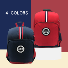 School-Bags Backpack Mochila Kids Bag England-Style Boys Students Oino for Escolar Hombre