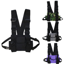 Pouch Chest-Bag Airsoft-Vest Tactical Waist-Pack Hunting-Functional Fashion Outdoor Rig