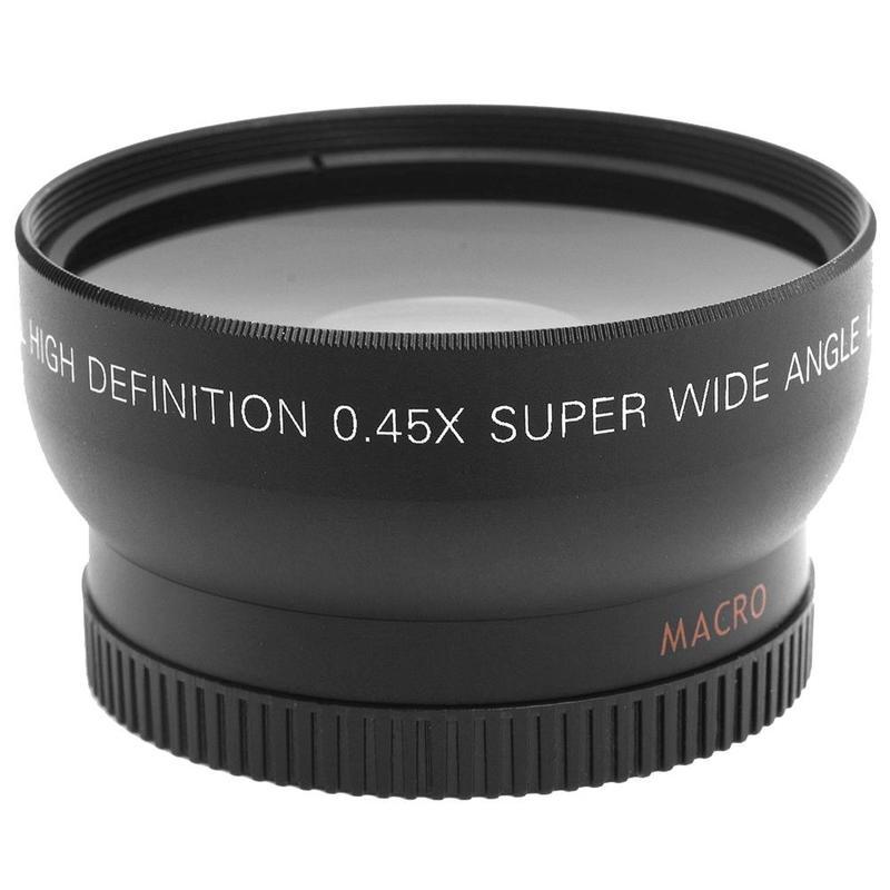 Wide Angle Macro Lens for Nikon d3100 d3200 d3000 d5100 d5000 d90 d40x d50 d40 R