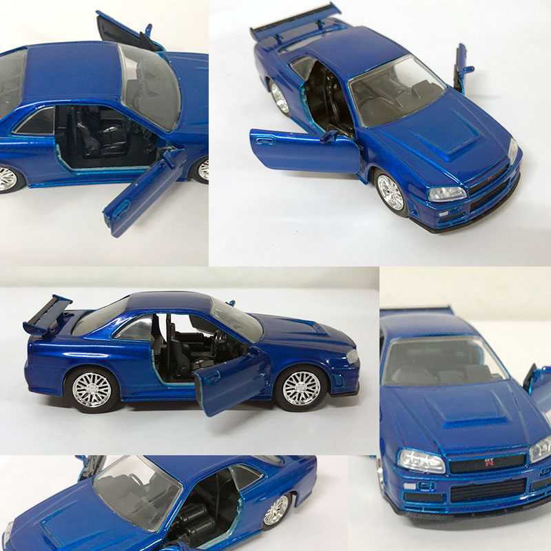 Nissan Skyline GT R (R34) (5)