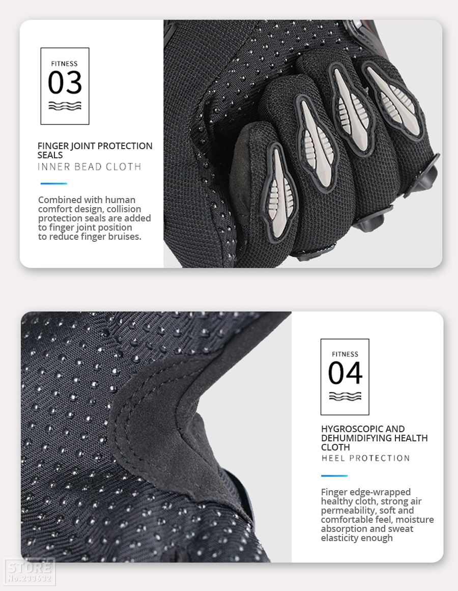 Gloves Pro-Biker Collection (22) 44