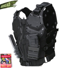 Equipment Molle-Vests Body-Armor Paintball-Training Airsoft Tactical Multi-Functional