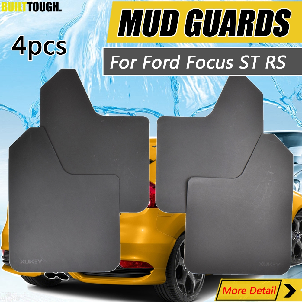 4x Car Mud Flaps Splash Guard Mudguard Mudflaps For Ford Mondeo Sedan 2010-2019