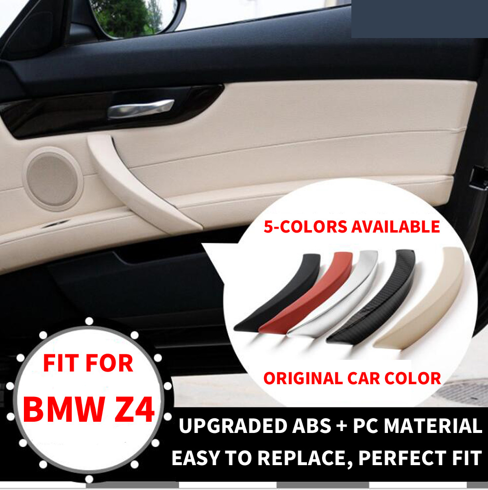 Genuine BMW Z4 Door Handle Right Trim Cover Pull Str 51419186731