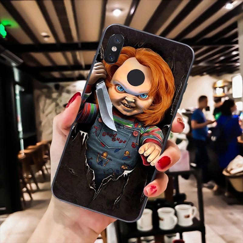 Charles Lee Ray Chucky Doll