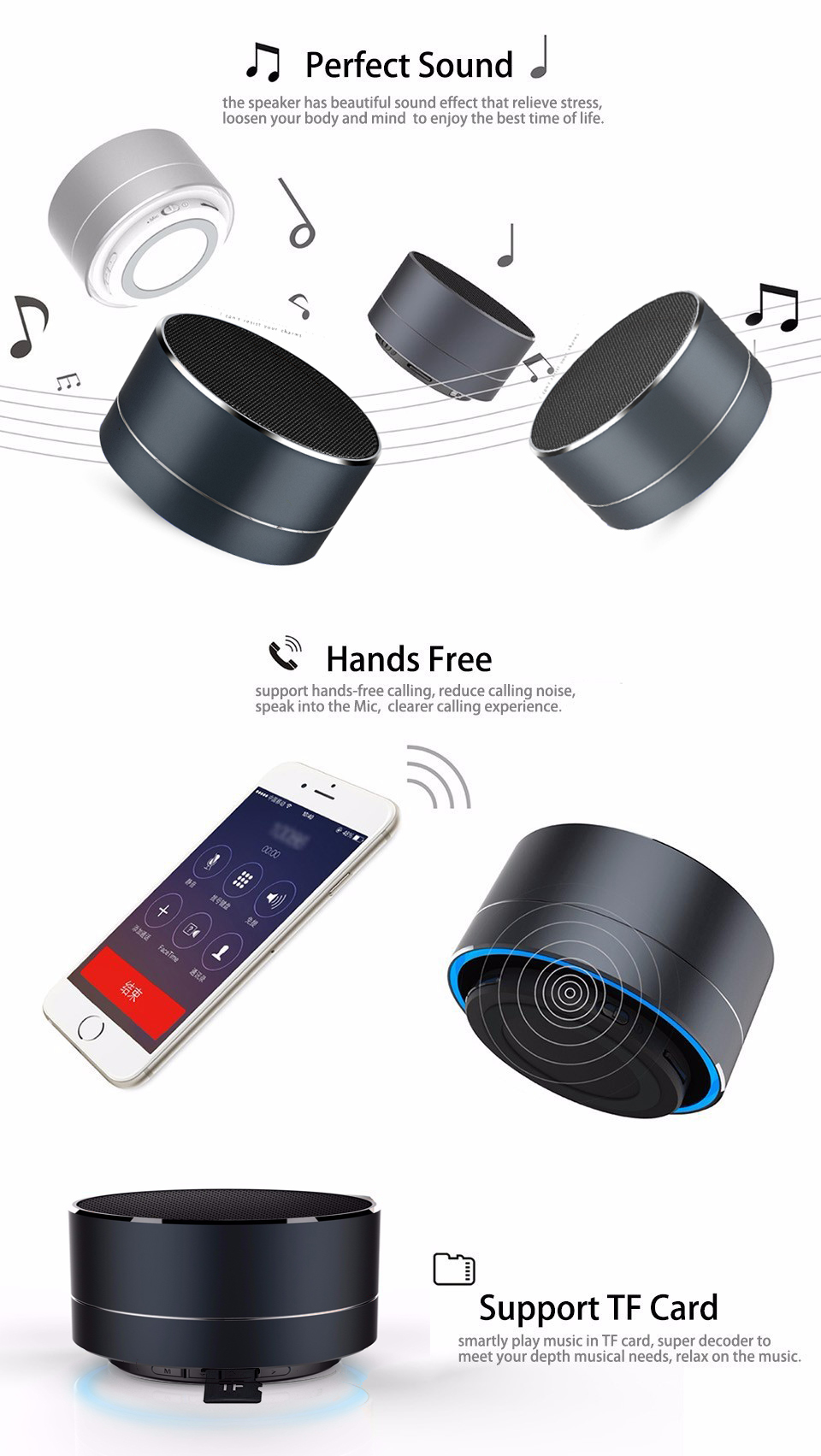 A10 bluetooth speaker (16