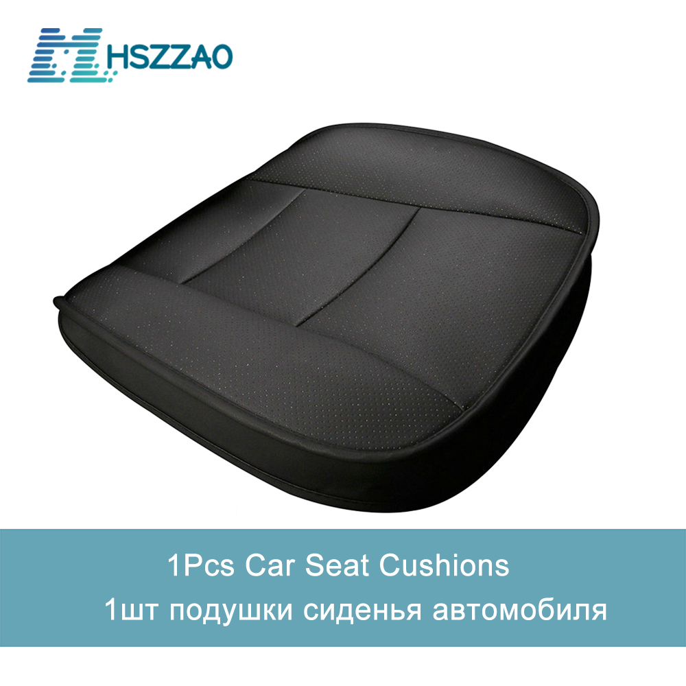 Car-Seat-Cover Backrest Single-Seat Ultra-Luxury Without PU for Most-Four-Door Sedan title=