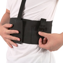 Holster-Belt Pistol-Gun Belly-Band Glock Tactical Waist for All-Size Girdle Adjustable