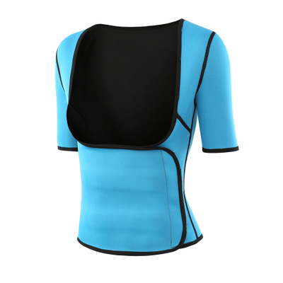 New abdomen corsets neoprene corsets Underbust Body Shaper sweating court abdomen belts seamless plastic belts