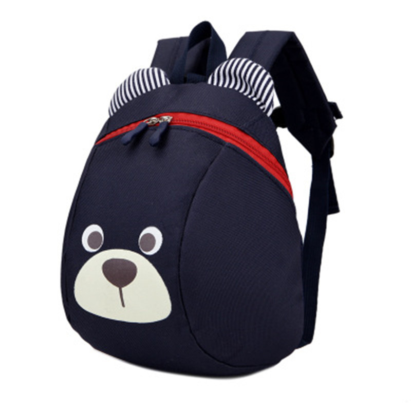 Backpack Mochila Baby-Bags School-Bag Anti-Lost Children's Cute New TOP  title=