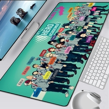 XL Mousepad Desk-Mat Computer-Accessories Keyboard Academia Anime Gamer Laptop Large