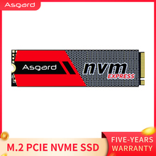 Asgard Hard-Disk Pcie Ssd Internal Laptop Desktop High-Performance 1tb M.2 Nvme 3D Nand-256gb
