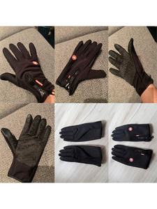 Riding-Gloves Equestrian Touch-Screen Antiskid Horse Classic Military Tactical Breathable