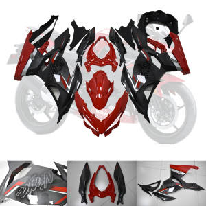 Full-Fairings-Kit KA...