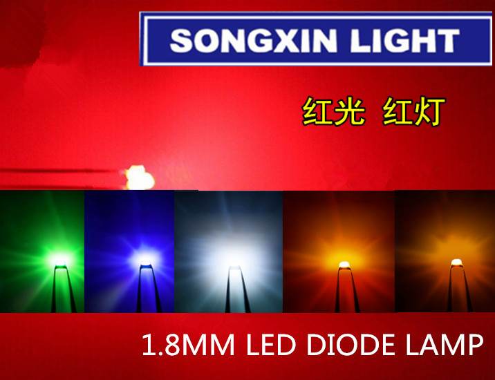 30PCS NEW Diffused LED 3MM ORANGE COLOR ORANGE LIGHT Super Bright
