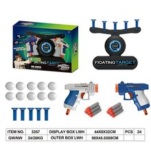 Dart Floating-Ball Target-Shooting Usb-Target Electric-Suspension-Ball Scoring Auto-Reset-Toys