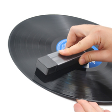 1pcs Phonograph Cleaning Brush Turntable LP Vinyl Player Record Anti-static Cleaner Dust