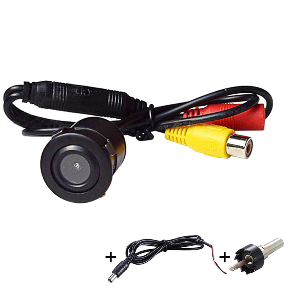 High-definition CCD Night Vision Reversing Camera Waterproof 170 Degree Car Universal Rear View Camera Auto Parking Monitor